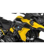 Arceau de protection du carénage en acier inoxydable, noir pour BMW R1250GS