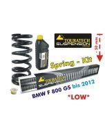Abaissement de 50 mm BMW F800GS jusqu'a 2012 ressort de rechange*ressort de rechange*