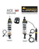 Touratech ACE Suspension Explore SET pour BMW R1200GS (2004-2012)