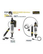 KIT de suspension Touratech Plug & Travel-ESA Expedition pour BMW R1200GS Adventure, modèles 2010-2013