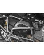 Protection de cylindres pour pare-moteur BMW d'origine pour BMW R1200GS (LC) 2013-2016 / BMW R1200GS Adventure (LC), noir