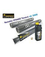 Ressorts de fourche progressifs, Yamaha XT660Z Tenere (Sans ABS) *à partir de 2008*