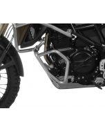 Arceau de protection pour moteur inox, pour BMW F800GS / F700GS / F650GS (Twin)