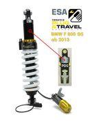 Ressort-amortisseur de suspension Touratech pour BMW F800GS à partir de 2013 Type : Plug & Travel pour BMW ESA