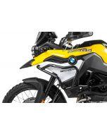Arceau de protection inox, noir pour BMW F850GS/ F750GS