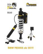 Ressort-amortisseur de suspension Touratech pour BMW F850GS à partir de 2018 DDA/Plug & Travel