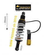 Abaissement Touratech Suspension -25mm pour BMW F850GS à partir de 2018 de type Level2