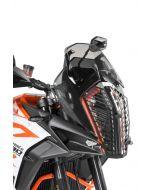 Protection de phares en aluminium à fermeture rapide pour KTM 1290 Super Adventure S/ R (2017-2020) *OFFROAD USE ONLY*
