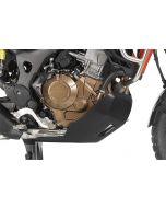 Offre spéciale 2 noir: Sabot moteur *RALLYE EXTREME* + L'arceau de protection pour Honda CRF1000L Africa Twin