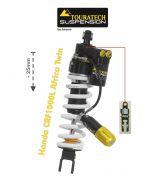 Ressort-amortisseur Touratech Suspension -25mm pour la Honda CRF1000L 2015-2017 Type Extreme