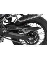 Carter de chaîne, noir, pour Yamaha Tenere 700