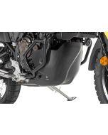 Sabot moteur RALLYE noir pour Yamaha Tenere 700