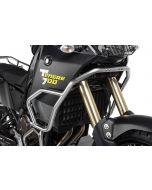 Arceau de protection du carénage en acier inoxydable pour Yamaha Tenere 700