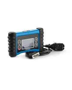 Appareil de diagnostic Duonix Bikescan-100 pour motos avec connecteur de diagnostic 10 et 16 pôles