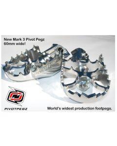 Pivot Pegz - *Mark3* pour BMW R1200GS jusqu'a 2012/R1200GS Adventure jusqu'a 2013