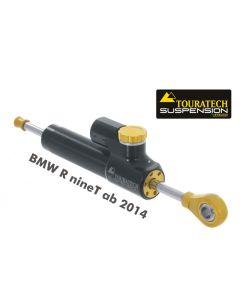 Touratech Suspension amortisseur de direction «CSC» pour BMW R nineT à partir de 2014, y compris kit de montage