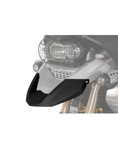 Elargisseur de garde-boue pour BMW R 1200 GS, noir, (2008-2012)