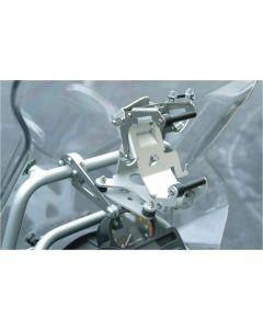 Adaptateur GPS pour BMW R 1200 GS Adventure jusqu'a 2013/ Buell XB12X Ulysses *Non compatible avec Support pour guidon MvG*