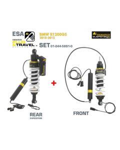 KIT de suspension Touratech Plug & Travel-ESA Expedition pour BMW R1200GS, modèles 2010-2012