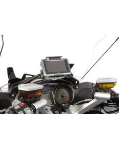 Adapteur pour BMW R 1200 RT (2010-2013) *pour fixation d'accessoires* Adapteur pour montage GPS Support pour systèmes de navigation