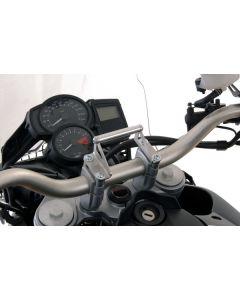 Adaptateur GPS BMW F650GS(Twin)/F700GS/F800GS/F800GS Adventure Adapteur pour montage GPS Support pour systèmes de navigation