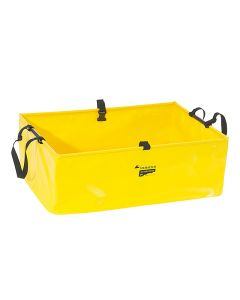 Cuvette pliable, 50 litres, jaune, by Touratech Waterproof made by ORTLIEB