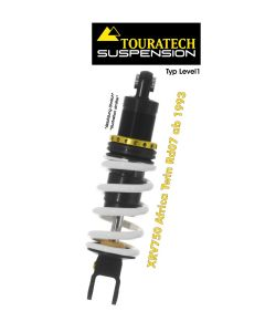 Ressort-amortisseur de suspension Touratech pour Honda XRV750 Africa Twin RD07 á partir de 1993 Typ Level1