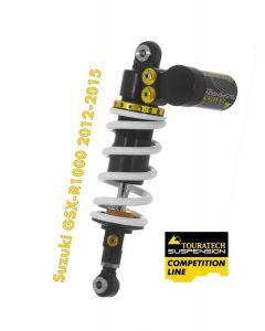 Touratech Suspension Competition Ressort-amortisseur pour Suzuki GSX-R1000 2012-2015