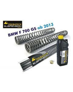 Ressorts de fourche progressifs, BMW F700GS *à partir de 2013*