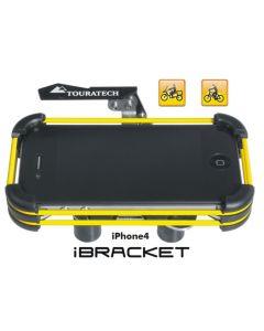 Support pour guidon *iBracket* pour Apple iPhone4 et iPhone 4S *Moto & Vélo*