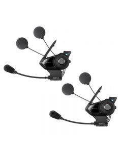 Casque Sena 30K avec système de communication en réseau Bluetooth Mesh (Duo-Set)