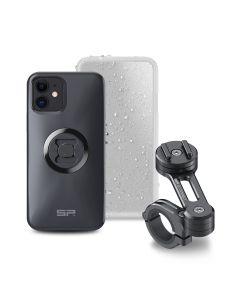 Set de support pour téléphone portable iPhone 12 / 12 Pro, SP Connect Moto Bundle