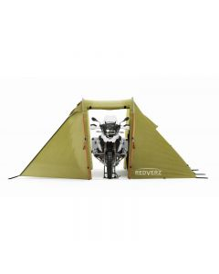 Tente Solo Expedition, verte