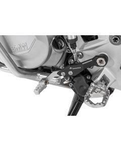 Sélecteur de vitesse réglable en longueur et pliable pour BMW F850GS/ F850GS Adventure/ F750GS