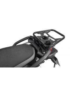 Support de coffres topcase ZEGA, noir pour BMW F850GS/ F750GS