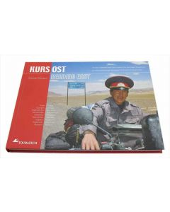 Illustrated book *Kurs Ost* - *HEADING EAST* by Andreas Hülsmann