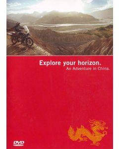 Cassette vidéo DVD Explore your horizon - An Adventure in China