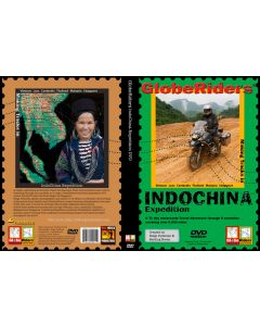 Vidéo DVD Globeriders  IndoChina Expedition