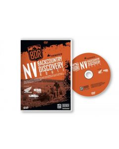 Video DVD - Nevada Backcountry Discovery Route Expedition Documentary (NVBDR)