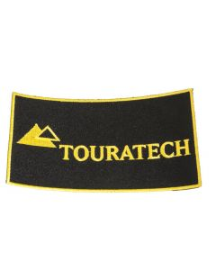 Insigne brodé à coudre avec le logo TOURATECH