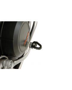 Levier de frein escamotable kit de montage pour la KTM 1050 Adventure/ 1090 Adventure/ 1290 Super Adventure/ 1190 Adventure/ 690 Enduro/ 690 Enduro R/ 790 Adventure/ Husqvarna 701