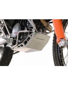 Sabot moteur en alu  pour la KTM 690 Enduro / Enduro R / Husqvarna 701