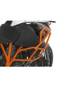 Extension de l'arceau de protection KTM 1050 Adventure/ 1090 Adventure/ 1190 Adventure/ 1190 Adventure R pour arceau de protection KTM original, orange