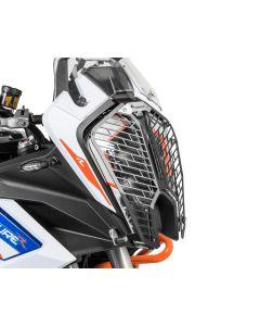 Protection de phare à attache rapide, pour KTM 1290 Super Adventure S/R (2021-) *OFFROAD USE ONLY*