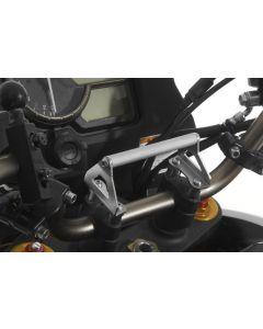 Adapteur pour montage GPS support pour systèmes de navigation pour Suzuki V-Strom 1000 2014-2016/ Suzuki V-Strom 650 à partir de 2017