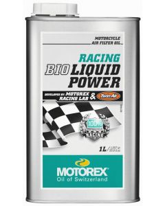 Motorex Racing Bio Liquid Power - 1litre