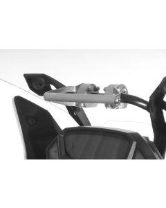 Adapteur pour montage GPS au dessus des instruments de bord, pour Honda CRF1000L Africa Twin/ CRF1000L Adventure Sports, adapteur pour montage GPS Support pour systèmes de navigation