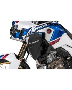 Sacoches Ambato pour arceau de protection originale pour Honda CRF1000L Africa Twin/ CRF1000L Adventure Sports, (1 paire)