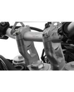 Rehausse de guidon 20 mm pour guidon d'origine pour Triumph Tiger 800XC, Tiger Explorer