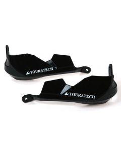 Touratech Protège-mains GD, noir, pour Triumph Tiger 800/ 800XC/ 800XCx et Tiger Explorer